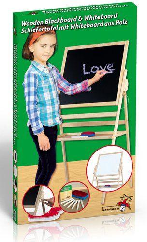 Houten Schoolbord & Whiteboard