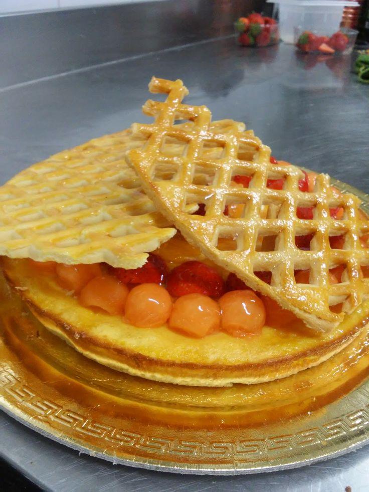 Benvenuti alla lezione numero 1 di Pasticceria professionale. La pasta Frolla Classica Crostata di Frutta