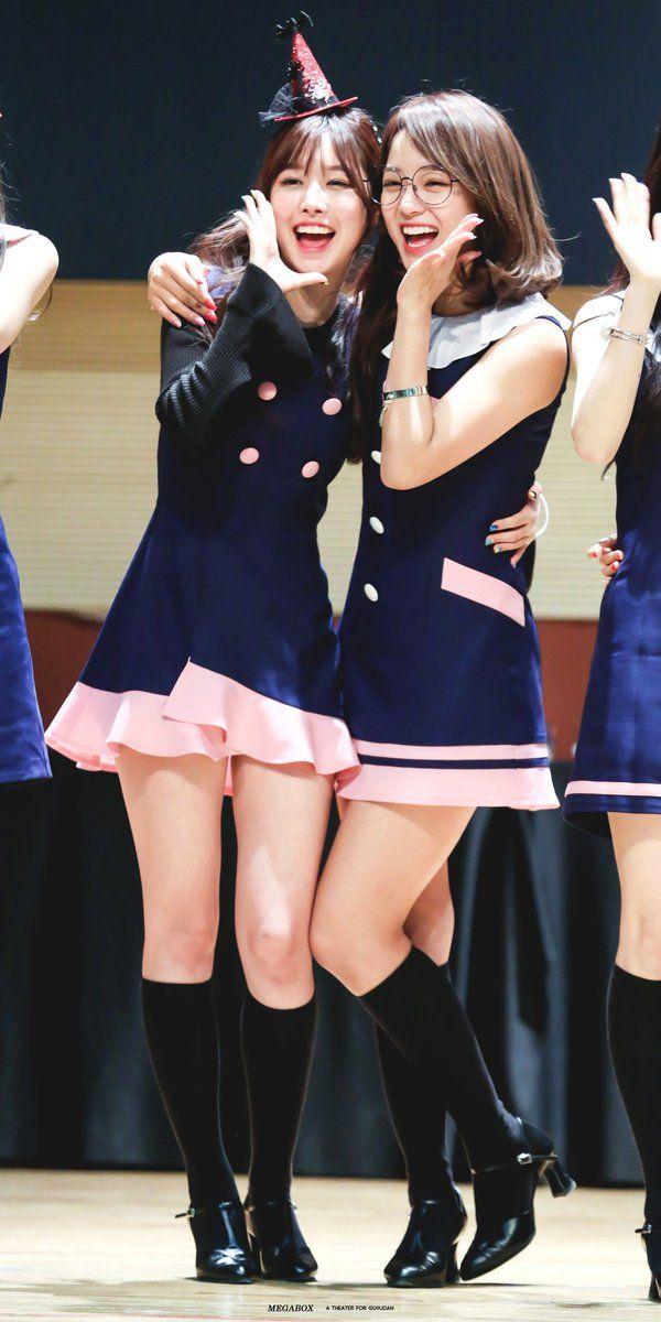 Mimi x Sejeong - 구구단 GUGUDAN