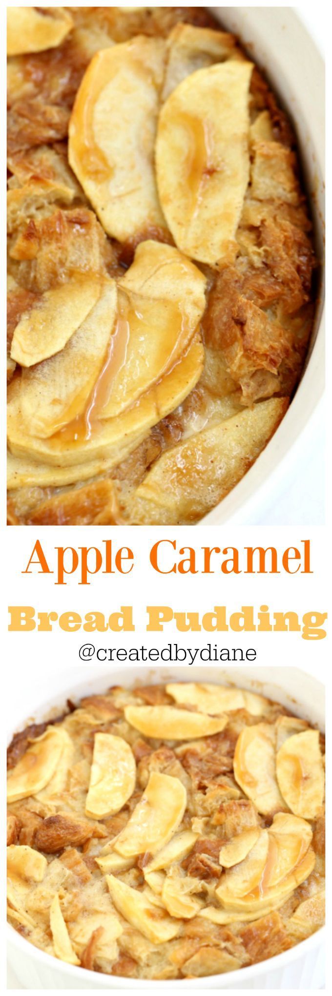 who knew bread and apples could taste so amazing, with a few more items this easy and comforting desserts can be whipped up quickly