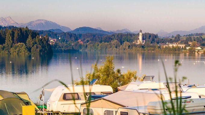 Camping in Bayern 2015 - Katalog