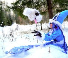 Winter wonder Lulu Cosplay by Nimdra