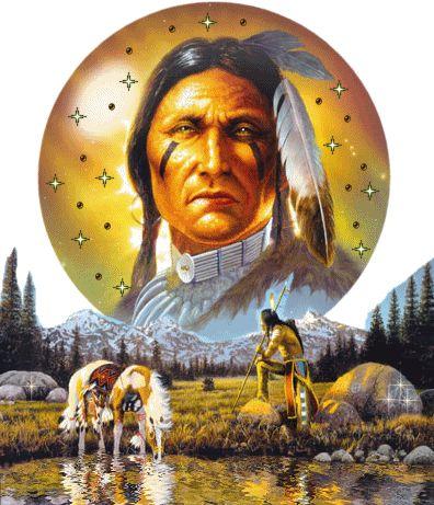 Indiani d'America - Il fascino di uomini senza tempo