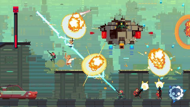 Super TIME Force travels to The Future... and blows it all to HELL…