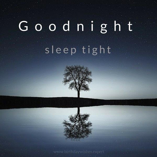 Goodnight