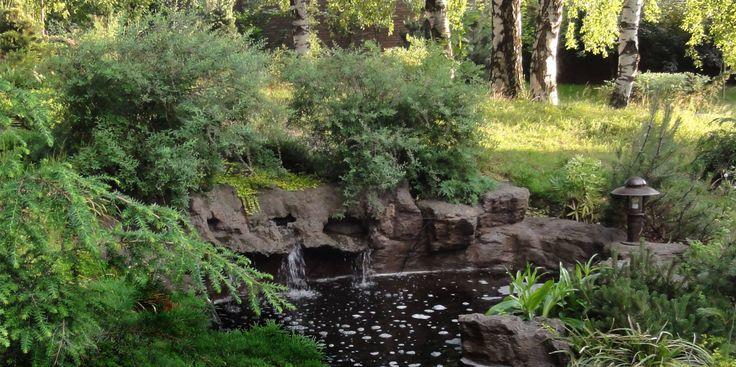 частный сад в Воейково