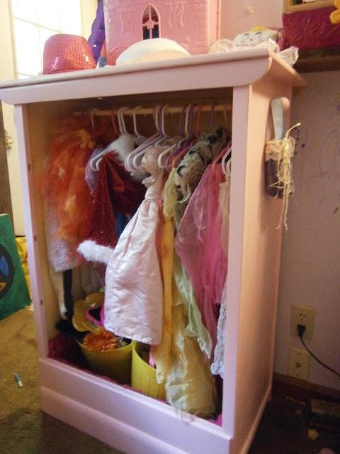 291 Best Dress Up Storage Images On Pinterest Dress Up