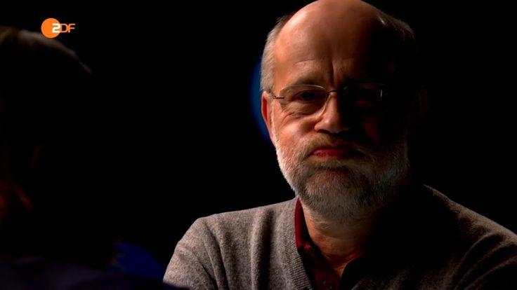 Richard David Precht spricht mit Harald Lesch