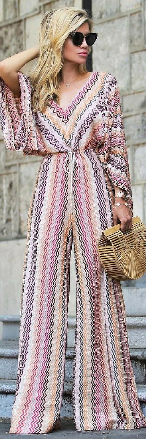 Get This Beautiful Knit Jumpsuit That Will Make Heads Turn - How To Style By Bs http://ecstasymodels.blog/2017/10/08/jumpsuit-will-make-heads-turn-style-bs/