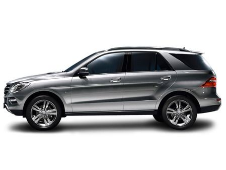 The All-New 2015 Mercedes-Benz GLE Class Replacing The M-Class, Built By BAMA