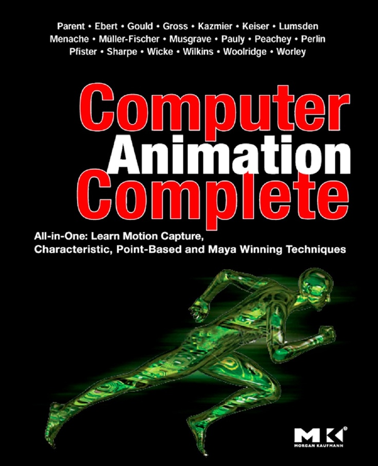 Computer Animation Complete