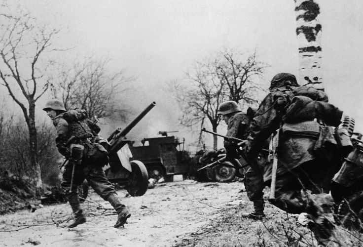 Image result for german troops the ardennes