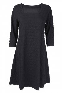 TORUN kjole svart - ko:ko