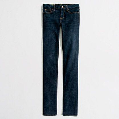 """<ul><li>Cotton with a hint of stretch.</li><li>Sits on hips.</li><li>Straight through hip and thigh, with a narrow, straight leg.</li><li>Regular: 33"""" inseam.</li><li>Short: 31"""" inseam.</li><li>Traditional 5-pocket styling.</li><li>Machine wash.</li><li>Import.</li></ul>"""