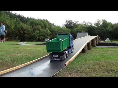 Rc Trucks (Træf på Års Camping 2013 opstilling) - YouTube