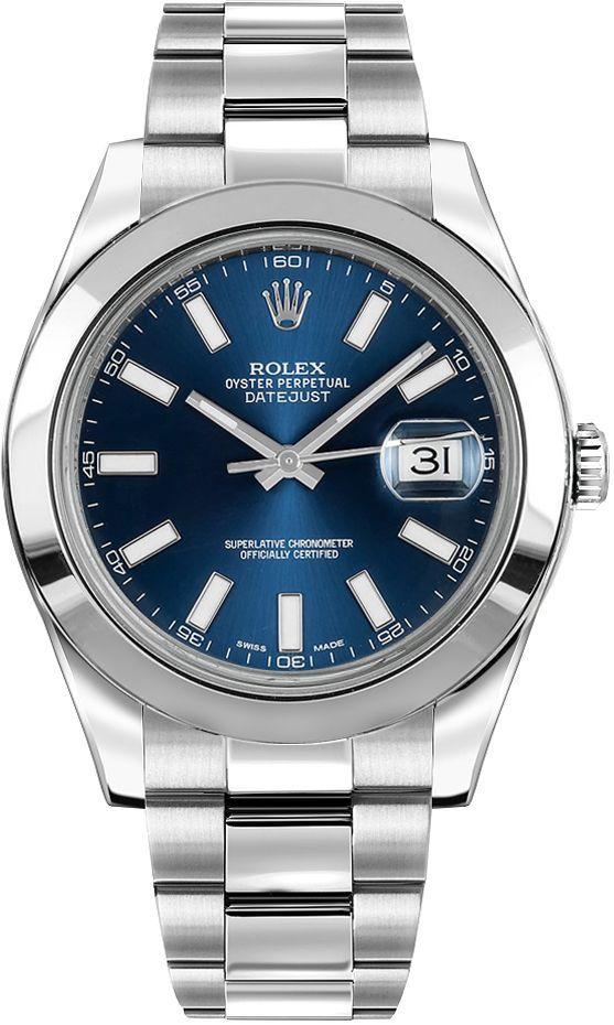 Rolex Datejust II 41 116300 #luxurywatches
