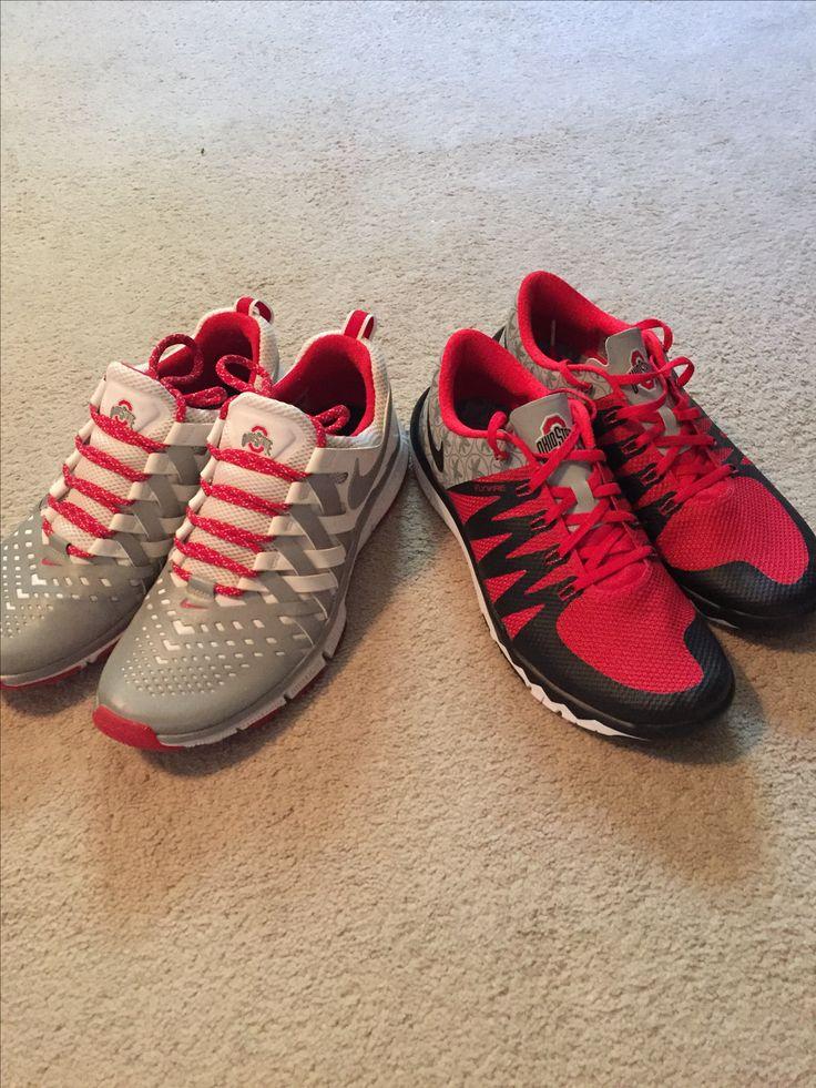 free shipping 470f5 47e3b Nike LunarTraining ShoesOhioBuckeyesDont Care Ohio State Nike shoes Nike  Ohio State Buckeyes ...