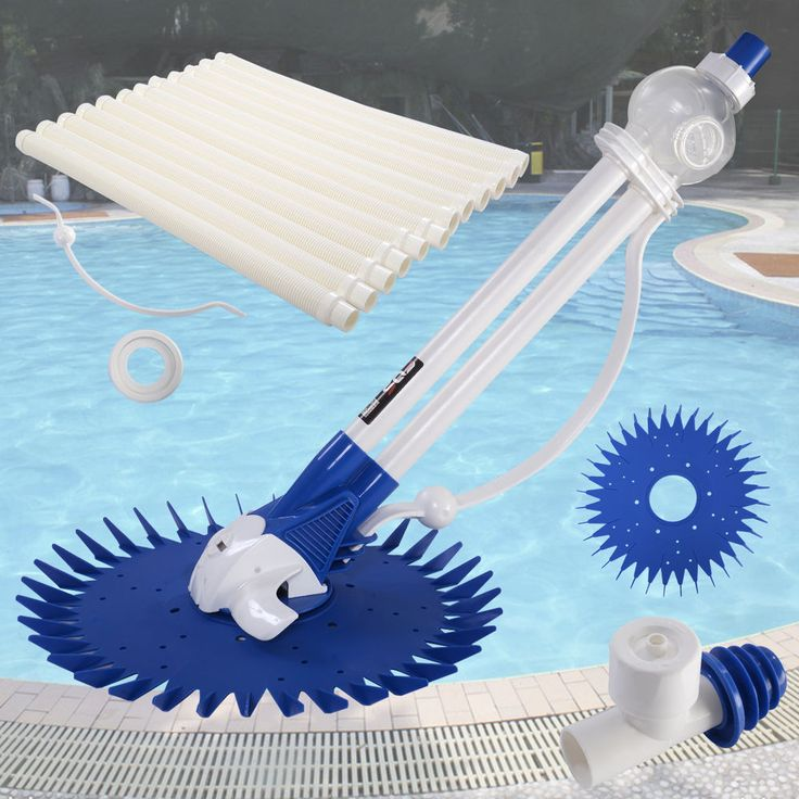 Above Ground Pool Vacuums -  #Ground #Pool Check more at http://wwideco.xyz/above-ground-pool-vacuums/