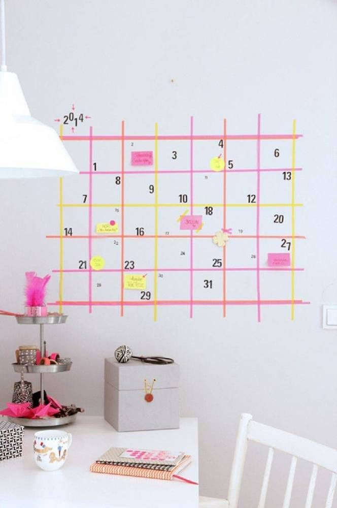 See more images from 35 ways we're (still) using washi tape on domino.com