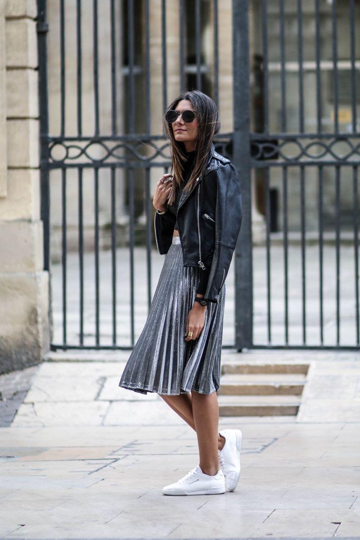 blog-mode-jupe-plissee-metalisee