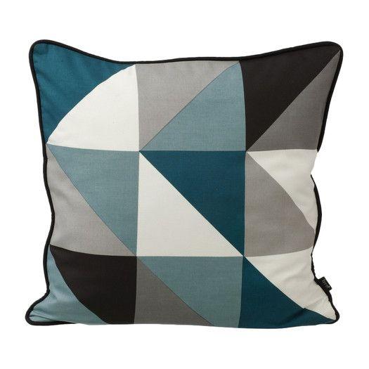 ferm LIVING Remix Throw Pillow