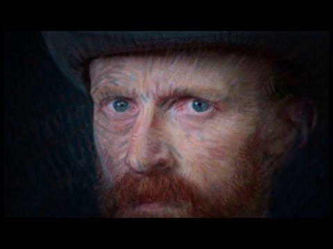 Vincent Van Gogh arriva al cinema per i 125 anni dalla sua morte - YouTube