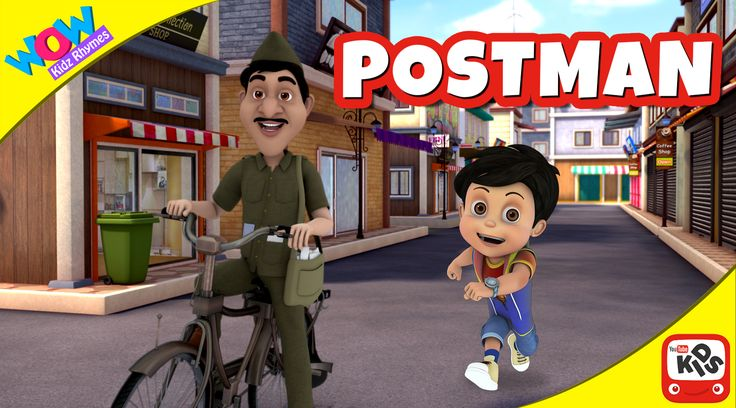 Postmen have an important job to do. They deliver what's important to you! Watch the postman song with Vir & Imli now! #wowkidzrhymes #postmansong #vir #imi https://youtu.be/xw-8LyW1fi0