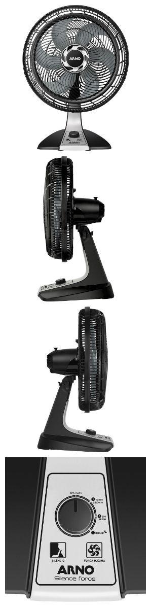 Ventilador VF40 da Arno é uma opção de qualidade, com vento mais forte de sua categoria. Confira agora >>> www.ofertasnodia.com <<<
