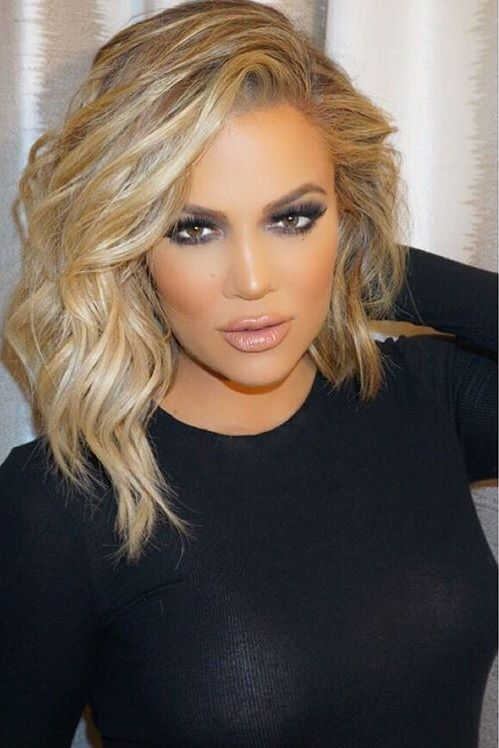 Best 25+ Khloe kardashian haircut ideas on Pinterest ...