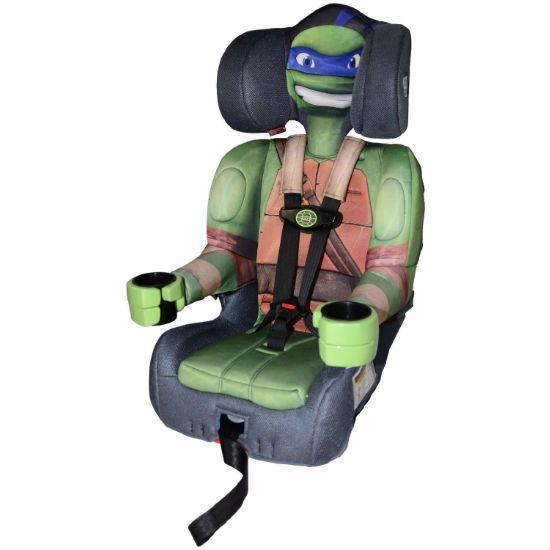 Teenage Mutant Ninja Turtles Car Seat Uk