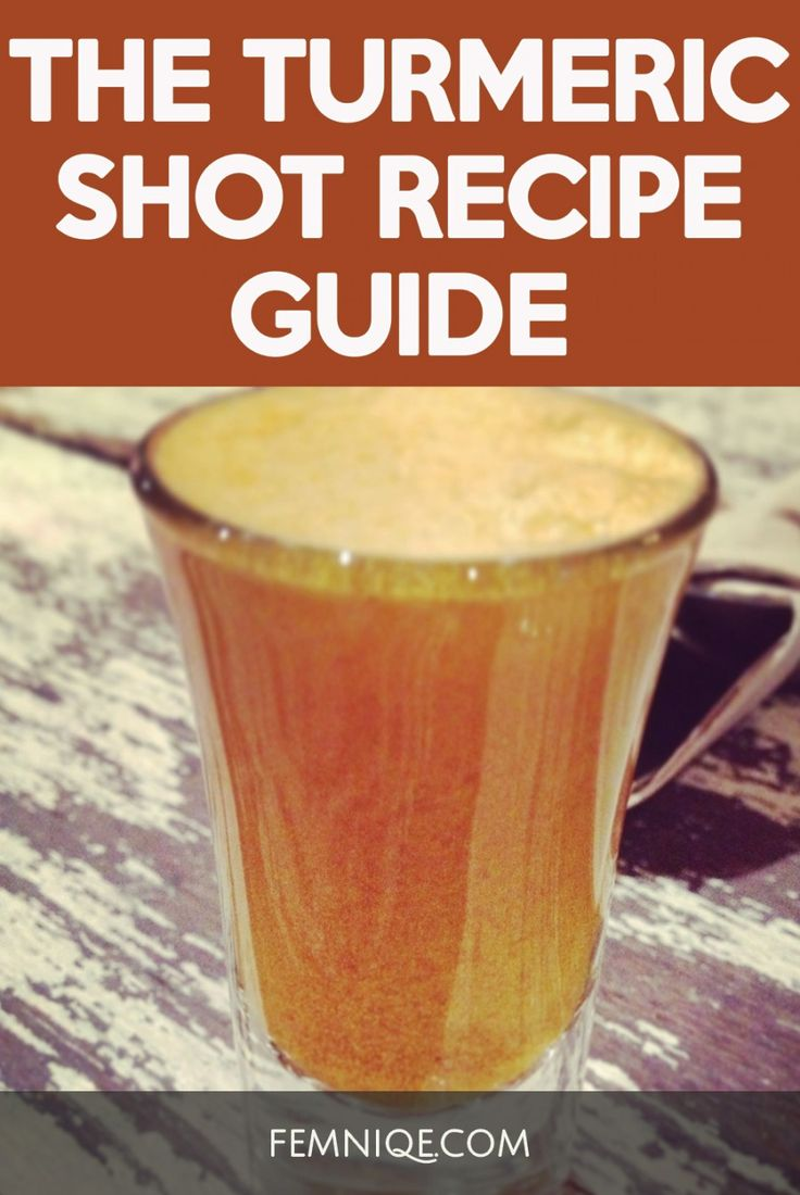 Why You Need This Turmeric Shot Recipe | turmeric shot benefits | turmeric shot recipes