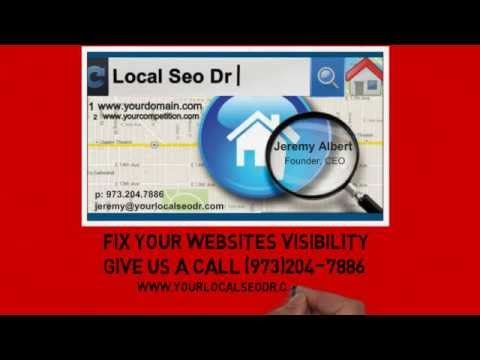 Your Local SEO Dr website visibility
