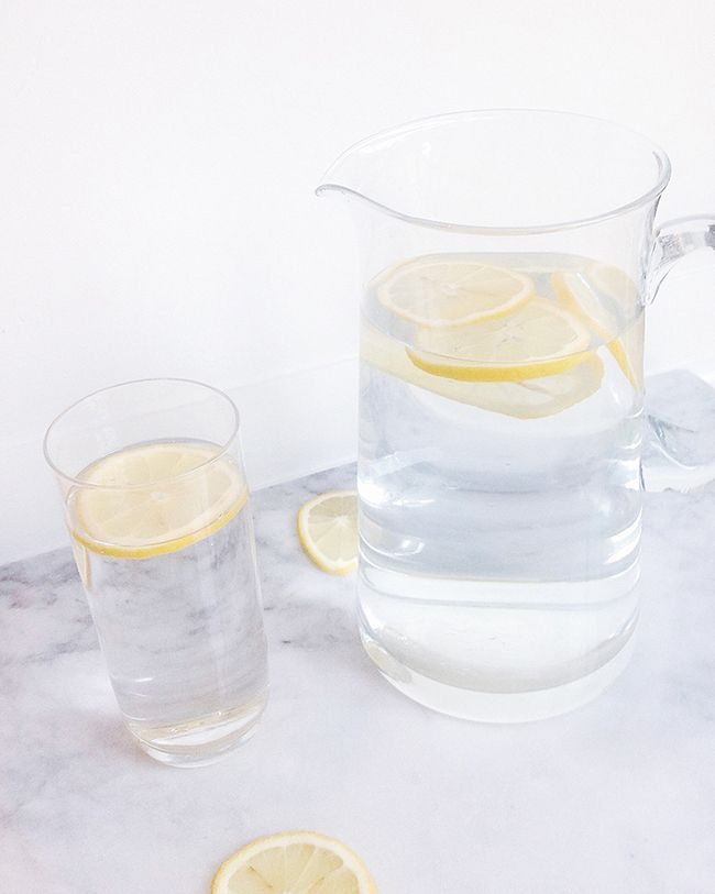 5 Reasons to Drink More WATER. #TaliaChaiWellness