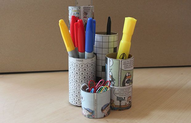 78 meilleures id es propos de porte crayon sur pinterest stockage de crayon diy pour enfant. Black Bedroom Furniture Sets. Home Design Ideas