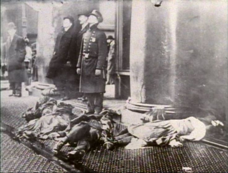 Triangle Shirtwaist Factory fire in Manhattan, New York City on March 25th, 1911.