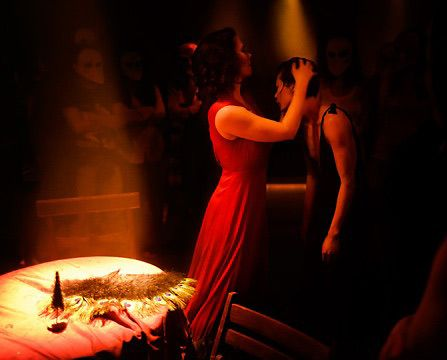 Sleep No More obsession. Hecate <3