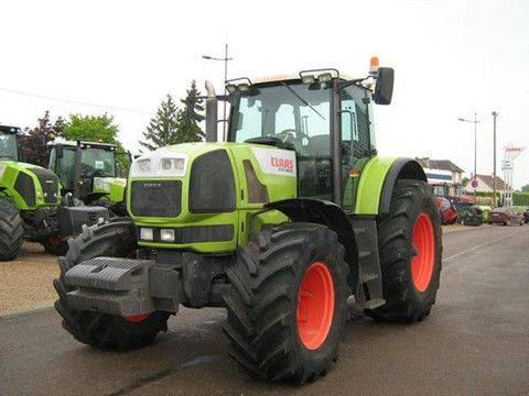 Claas Renault Atles 926 936 Tractor Workshop Service Repair Manual # 1 Download 906
