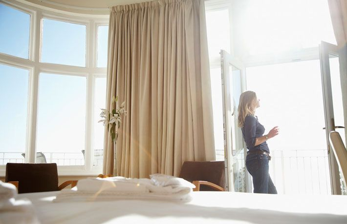 What women want (in a hotel)