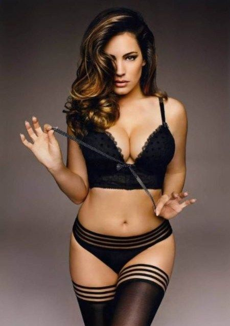 Kelly Brook, 6 in the Top 10 Hottest Actresses In Hollywood on 2016.