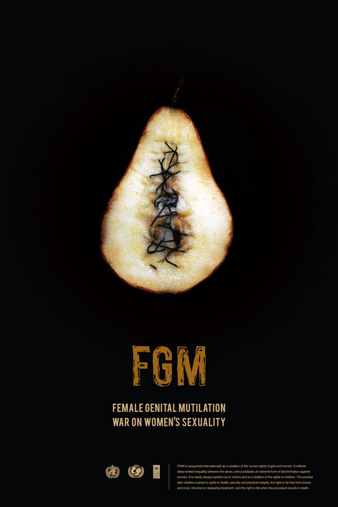 'Ban FGM, A Violation of Human Rights'