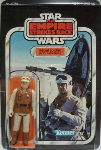 Rebel Soldier (Hoth)