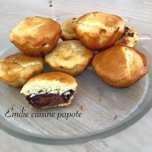 Mandise au nutella ( comme au mac do)   Emilie cuisine et papote !