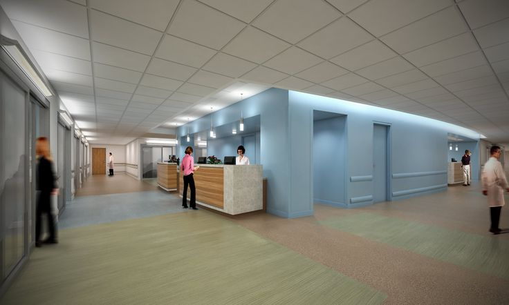 WVU Healthcare, South East Tower Expansion at Ruby Memorial - IKM Inc