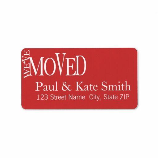 13 Best Address Change Cards Images On Pinterest Change Of   Official Change  Of Address Form  Official Change Of Address Form