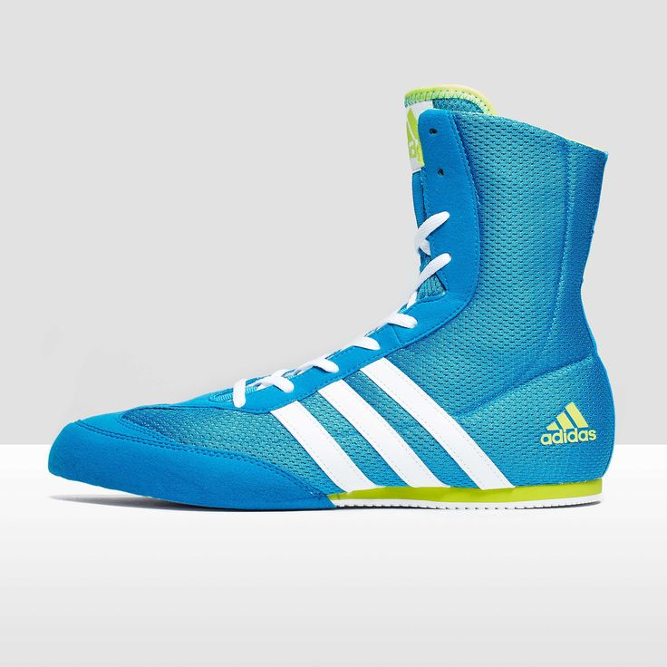 adidas Box Hog Men's Boxing Boots - find out more on our site. Find the widest range of sports equipment from top brands.