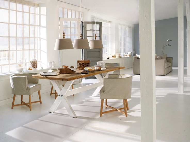 17 Best Images About Wohnen Im Landhausstil On Pinterest | White ... Esszimmer Landhaus Flair