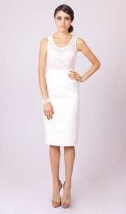 Pandora Dress in Ivory  New Arrivals, ** Pre Order Now**   http://www.wrato.com/content/pandora-dress