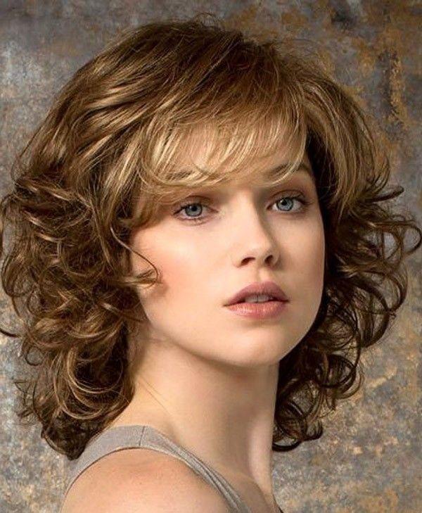 Trending Hairstyles 2019 Medium Curly Hairstyles Diseno