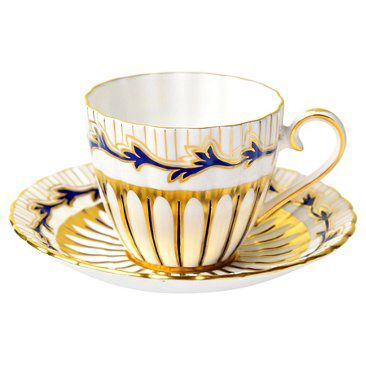 Check out this item at One Kings Lane! Royal Chelsea Cup & Saucer