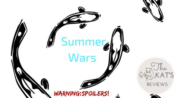 """Here's my review on Mamoru Hosoda's """"Summer Wars""""."""
